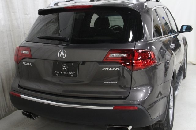 Pre-Owned 2010 Acura MDX Technology