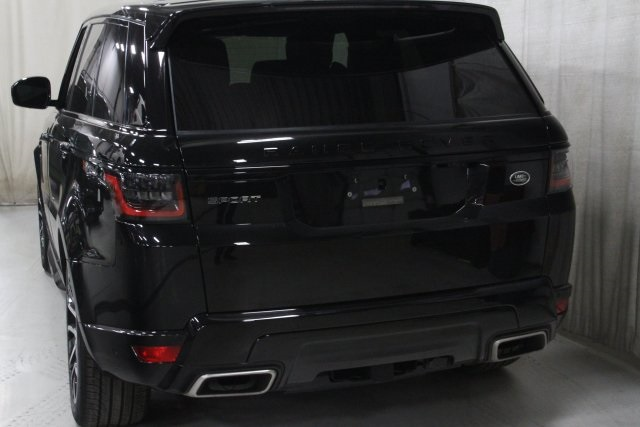 Certified Pre-Owned 2018 Land Rover Range Rover Sport HSE Dynamic