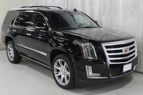 Certified Pre-Owned 2016 Cadillac Escalade Premium